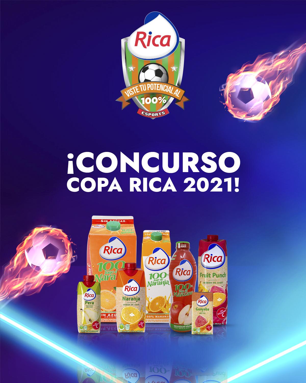 Promoción Copa Rica