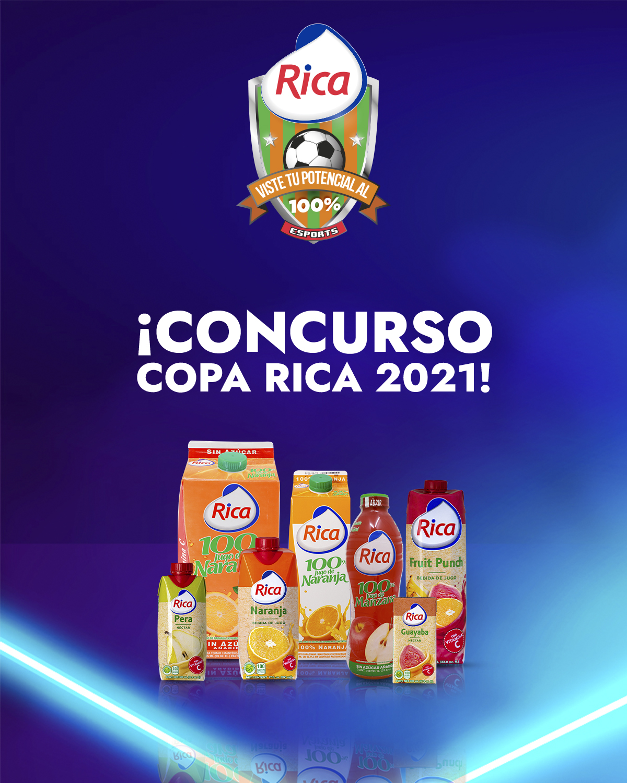Promocion Copa Rica